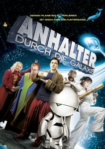 Film-Adaption eines Douglas Adams-Klassikers